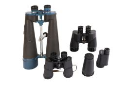 A Collection of Binoculars & a Fullerscope Refractor