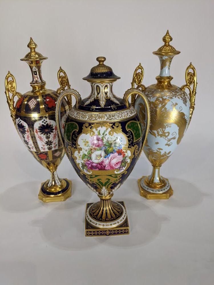 Clars'  April Fine Art, Furniture, Decoratives, Jewelery, and Asian Art Auction