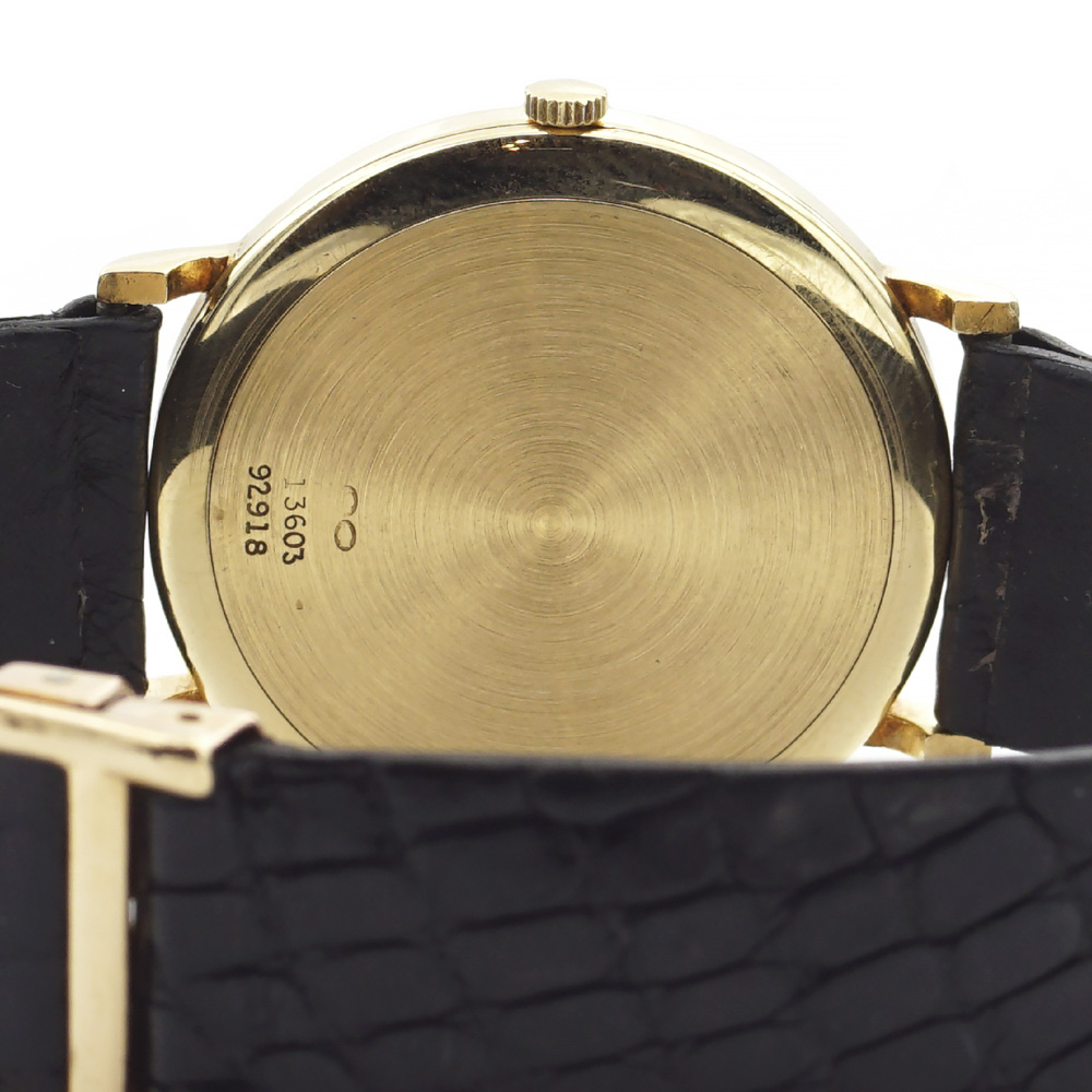Piaget Automatic Altiplano, wristwatch 1970/80s - Image 2 of 2