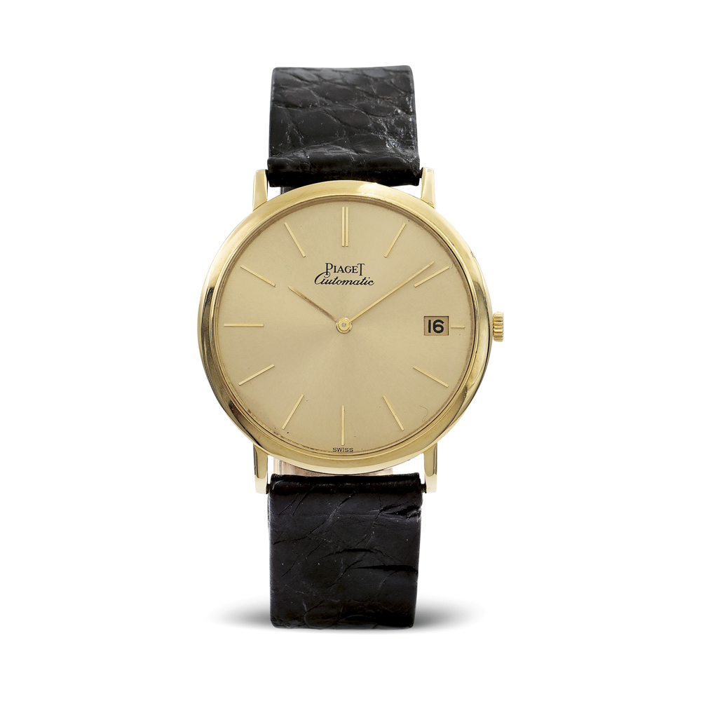 Piaget Automatic Altiplano, wristwatch 1970/80s