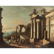 Antonio Visentini Venezia 1688-1782 118x153 cm.