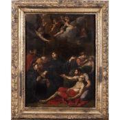 Venetian painter 18th century 60x45 cm.