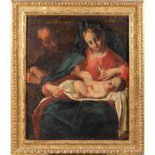 Follower of Del Barocci 17th century 104x83 cm.