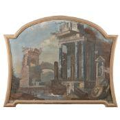 Venetian school 19th-20th century 120x150 cm.