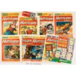 Hurricane (1964-65) 1-63. Complete run. Starring Typhoon Tracy, Kid Solo, Rod the Odd Mod, Sword For