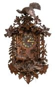 Black Forest Double Cuckoo Clock