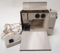 Elna Lotus ZZ electric sewing machine (REF WP11).