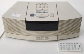 Bose Wave Radio/CD with remote (REF WP19).