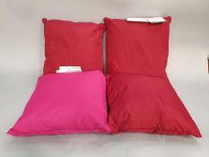 Four Wilko cushions (Ref 1)