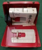 Bernina Record electric sewing machine (WP39).