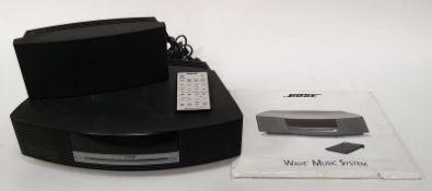Bose Wave music system (WP95).