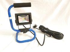 A 10 watt 240v LED floodlight (HI89).
