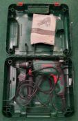 Bosch PSB 680RE 680W Hammer Drill in case (REF WP30).