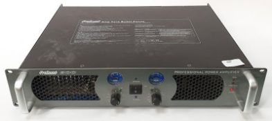 ProSound 800 Professional Power Amplifier (REF WP22).
