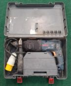 Bosch SDS-Plus GBH 2 SE corded hammer driver drill in case (REF WP24).