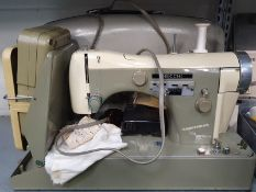 Necchi Supernova electric sewing machine (WP33).