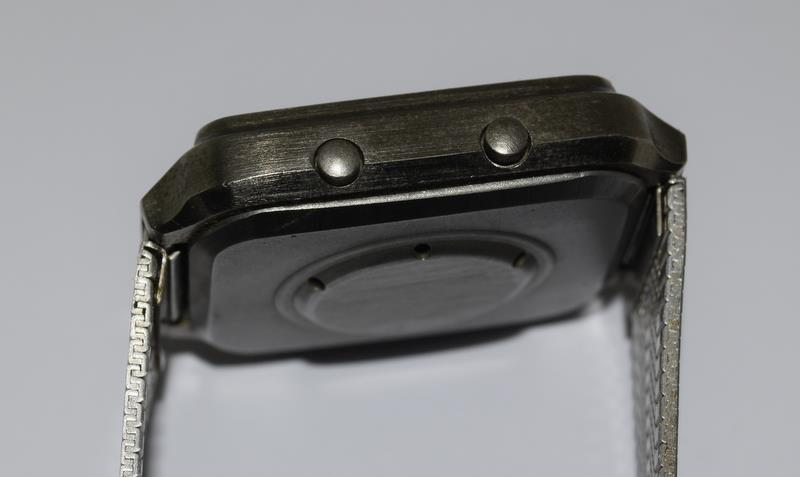 Vintage Trend Time Alarm Chronograph Watch - Image 5 of 6
