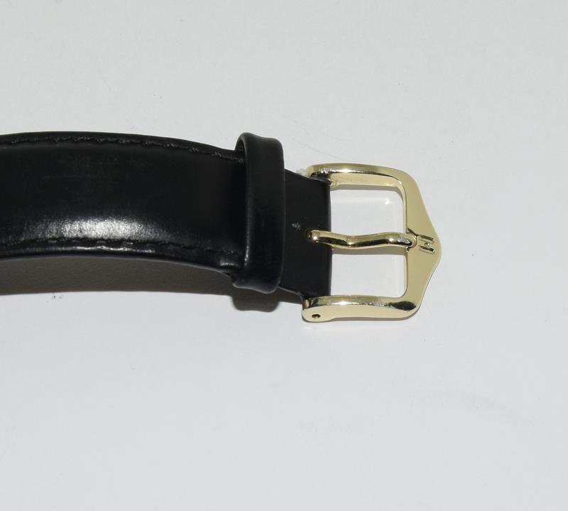 Gold Plated Vintage Omega Manual Wind Wristwatch. - Image 6 of 7