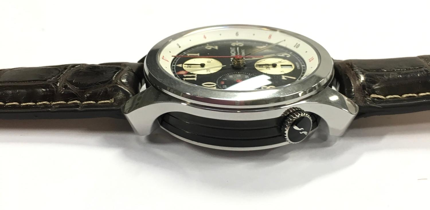 Bremont Stainless Steel gents watch, DH-88 Comet Limited Edition. - Image 5 of 11
