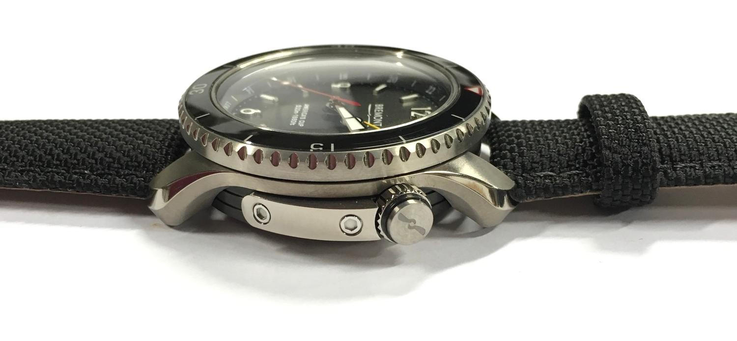 Stainless Steel Bremont America's Cup Watch, as new and complete, Limited Edition No 007/535. - Image 7 of 10