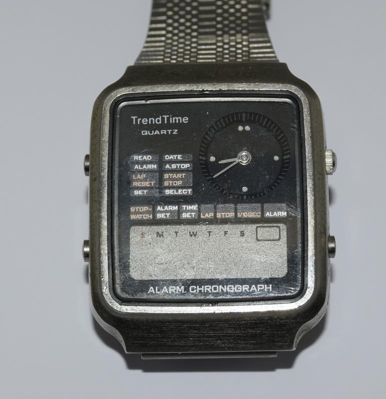 Vintage Trend Time Alarm Chronograph Watch - Image 2 of 6