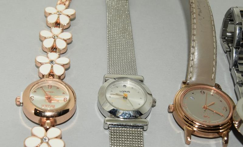 6 Ladies Watches to include Storm, Lorus and Radley. - Image 2 of 4