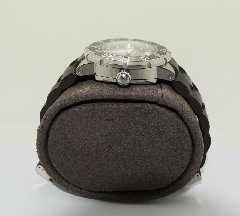 Chaumet Class One mid size Automatic wristwatch - Ref W17282-38C with inner box and some papers. - Image 3 of 8