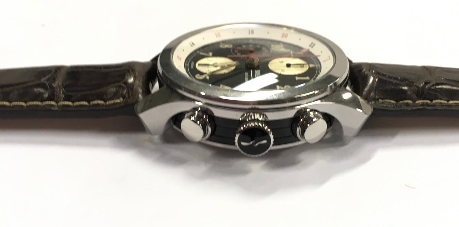 Bremont Stainless Steel gents watch, DH-88 Comet Limited Edition. - Image 4 of 11