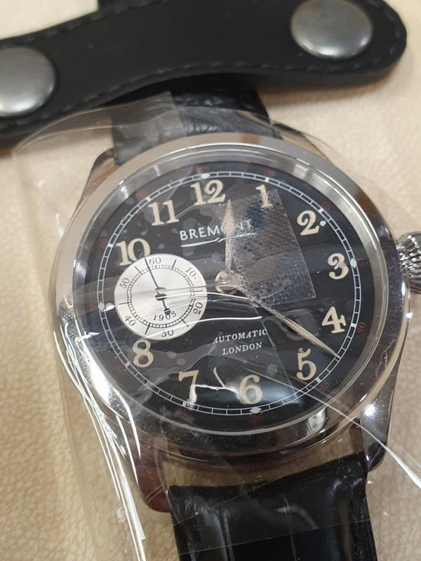 Bremont Wright Flyer Limited Edition Watch No61/300, unworn. - Image 2 of 6