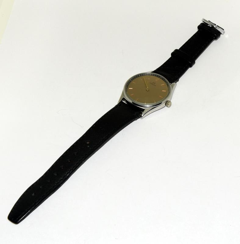 Stainless Steel Vintage Omega Manual Wind CAL G25 Watch - Image 2 of 8