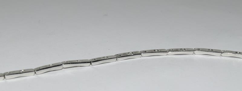 15ct Gold ladies watch and strap together with 9ct White Gold bracelet. - Image 7 of 8