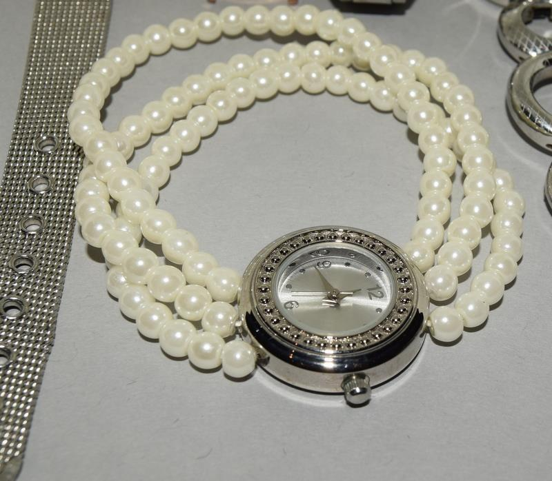 6 Ladies Watches to include Storm, Lorus and Radley. - Image 4 of 4