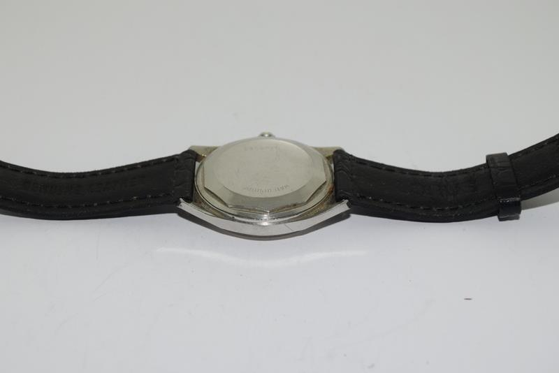 Zenith manual wind gents wrist watch. - Image 6 of 8
