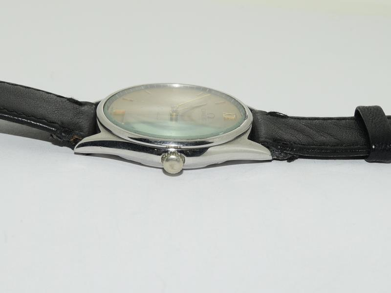 Stainless Steel Vintage Omega Manual Wind CAL G25 Watch - Image 3 of 8