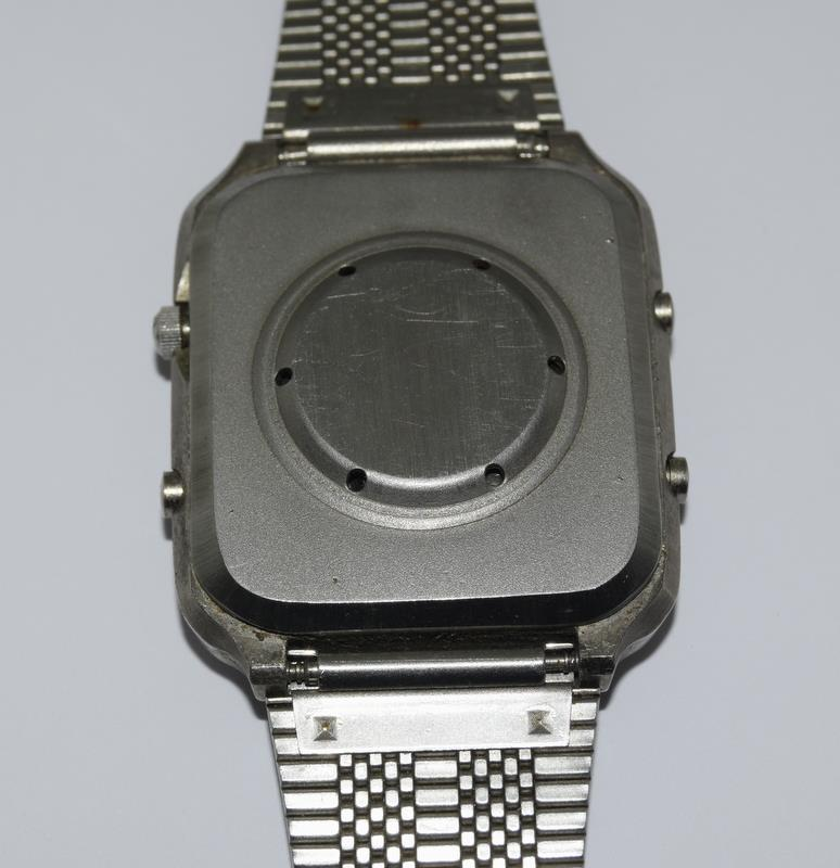 Vintage Trend Time Alarm Chronograph Watch - Image 4 of 6