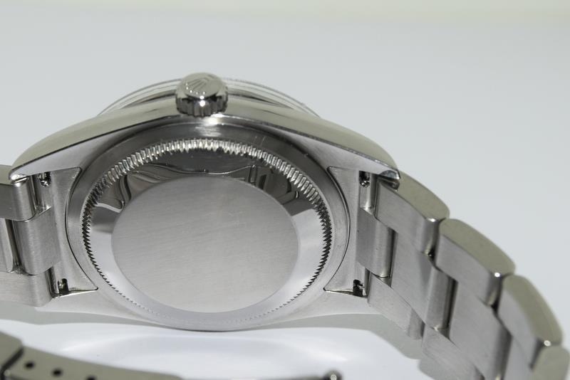Rolex Explorer 1 Oyster watch - 36mm with bezel protector, spare link. Excellent condition, with - Image 6 of 10