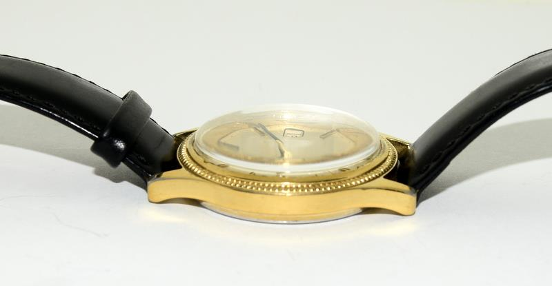 Gold Plated Vintage Omega Manual Wind Wristwatch. - Image 4 of 7
