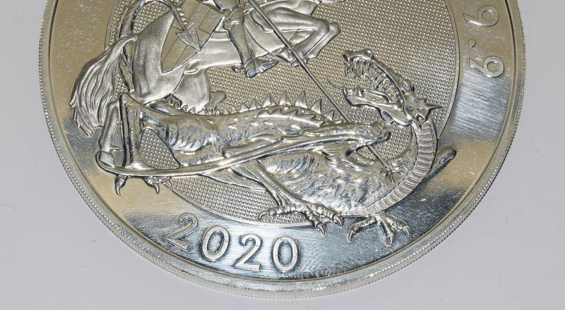 10oz Silver 999.9 Coin, Boxed - Image 11 of 12