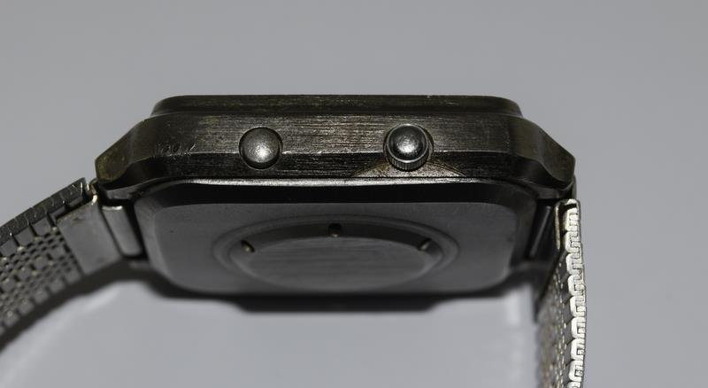 Vintage Trend Time Alarm Chronograph Watch - Image 3 of 6