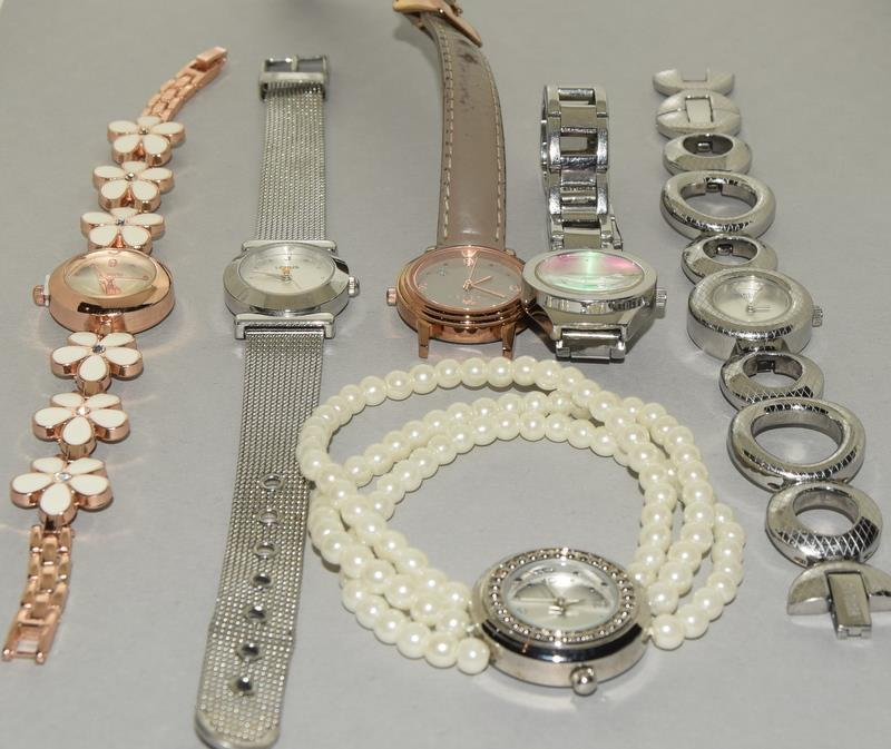 6 Ladies Watches to include Storm, Lorus and Radley.