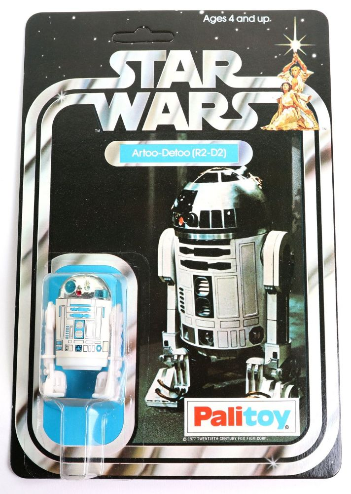 Private Single Collection of Star Wars Toys and Collectables Webcast Online Only & Postal Auction