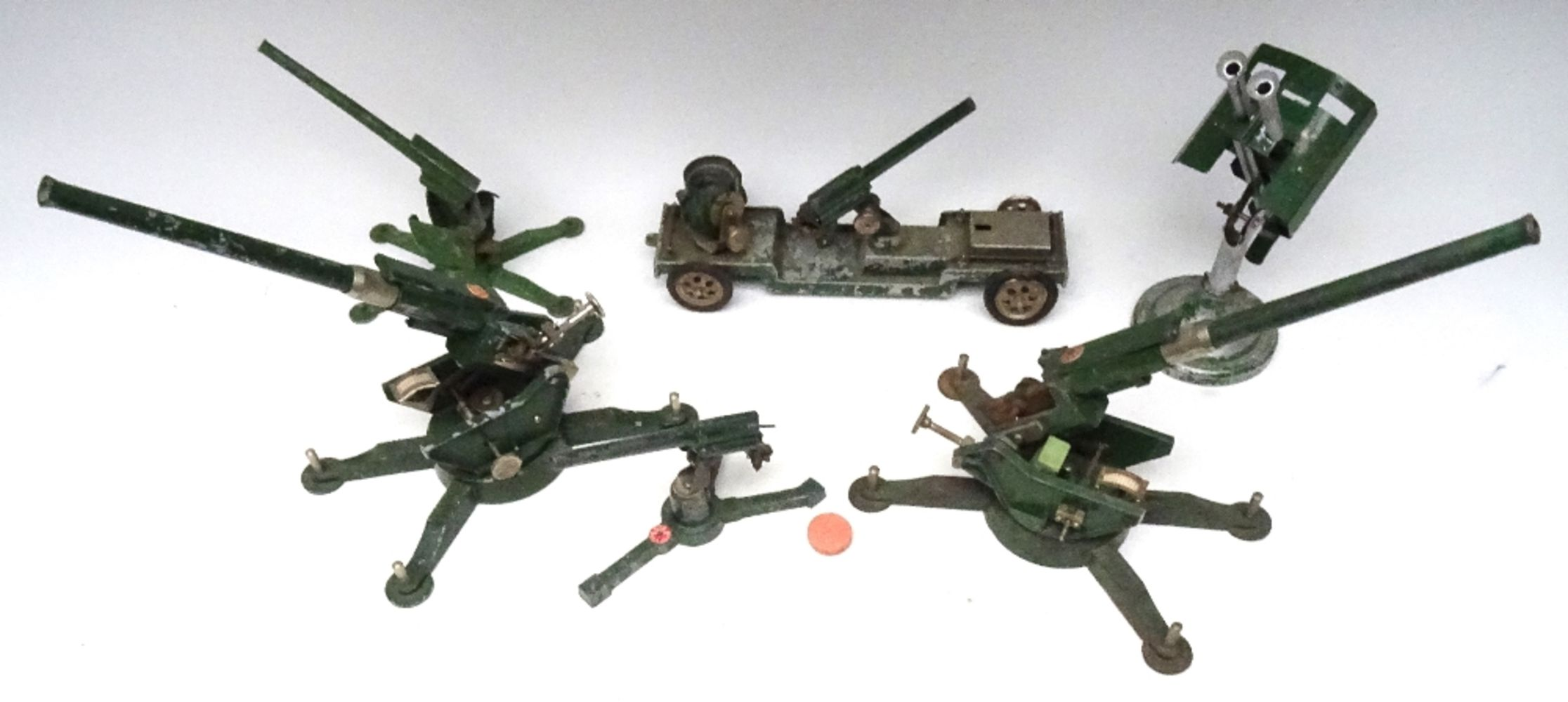 Toy Soldiers and Collectable Toys Webcast Online and Postal Auction