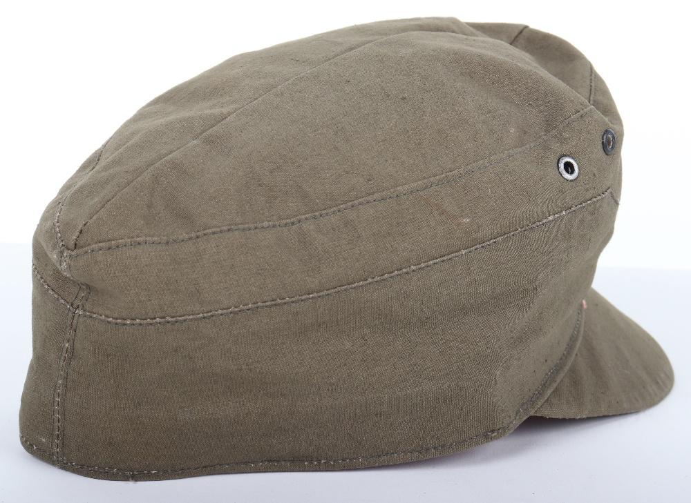 Lot 30 - German Afrika Korps D.A.K Field Cap