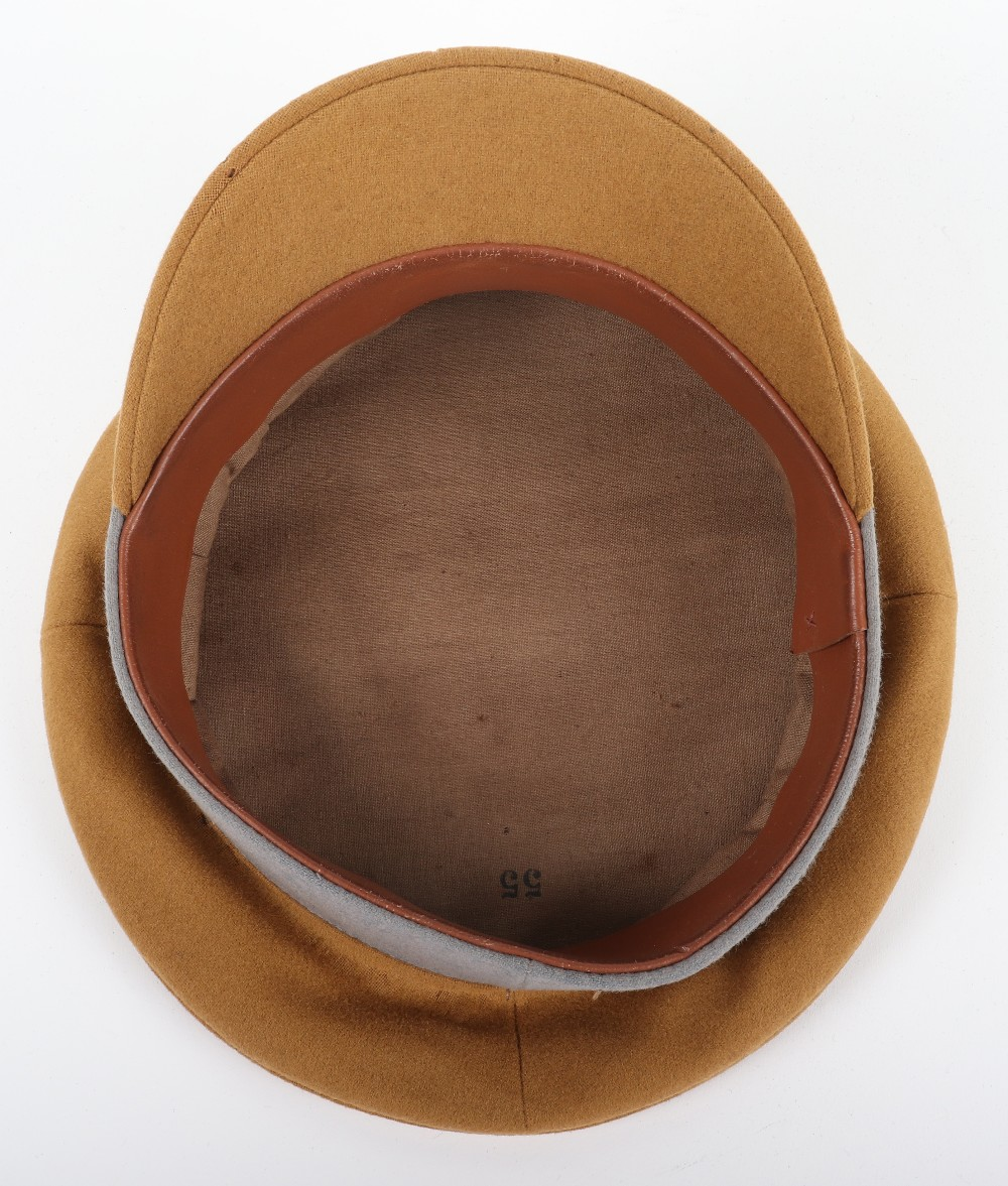 Lot 20 - Early Third Reich Peaked Cap