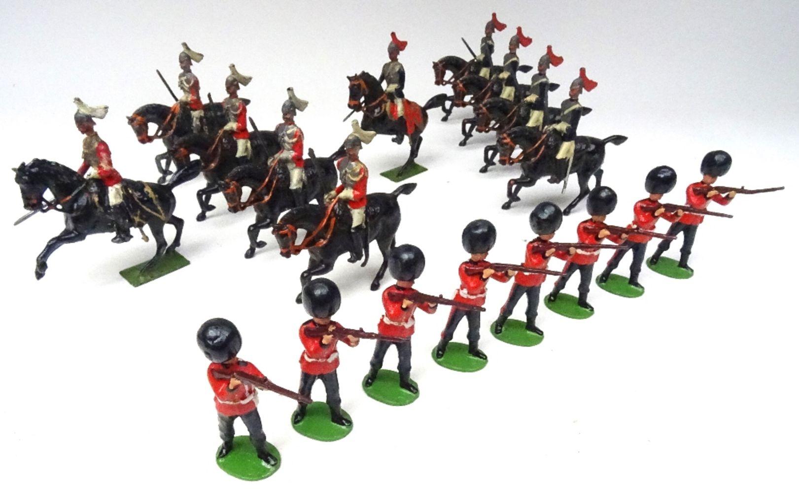 Toy Soldiers & Figures Online Webcast & Postal Auction