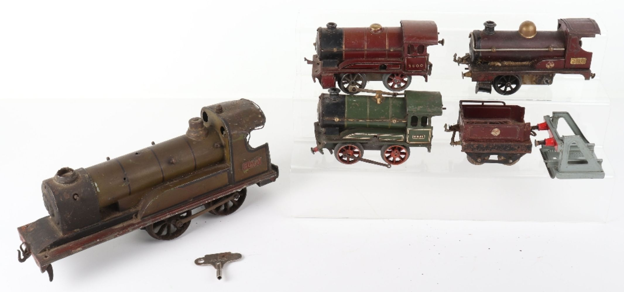 Vintage & Collectible Toys Online Webcast and Postal Auction