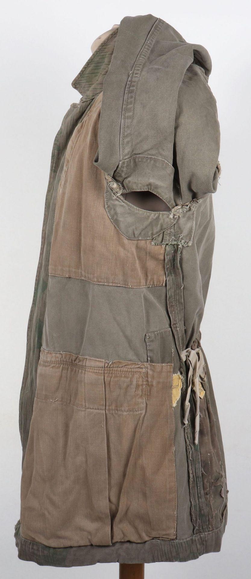 Los 634 - WW2 German Paratroopers Splinter Pattern Smock in the M42 Design
