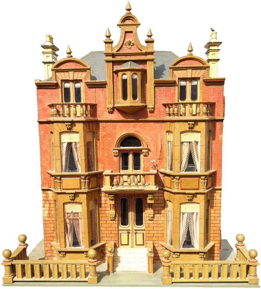Fine Dolls, Dolls Houses, Teddy Bears, & Juvenalia Online Webcast and Postal Auction