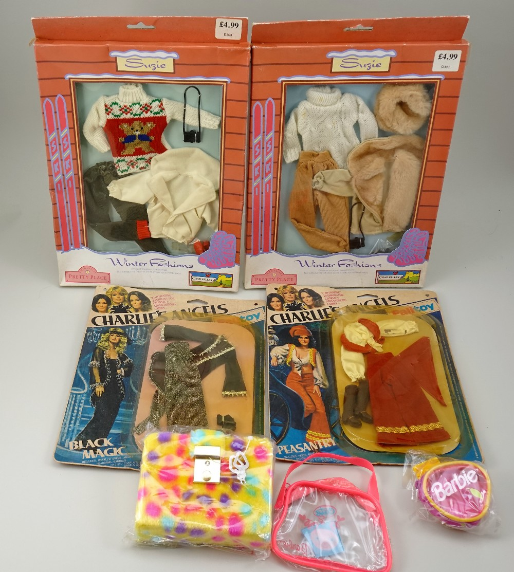 Boxed Mattel Barbie and Pedigree Sindy dolls, 1980s/90s, - Image 2 of 2