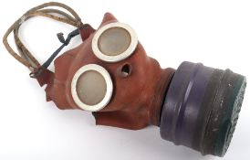WW2 British Childs Micky Mouse Gas Mask